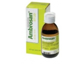 Ambrosan sirup 100ml 15mg/5ml