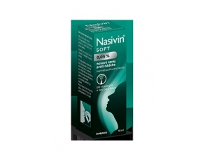 Nasivin Soft 0,05% 10 ml