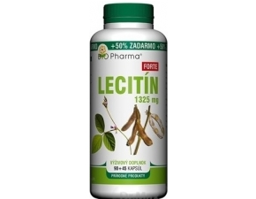 Bio Pharma Lecitin Forte 1325mg 90+45 tbl.